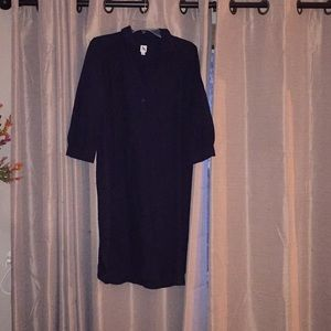 Gap Maternity navy dress